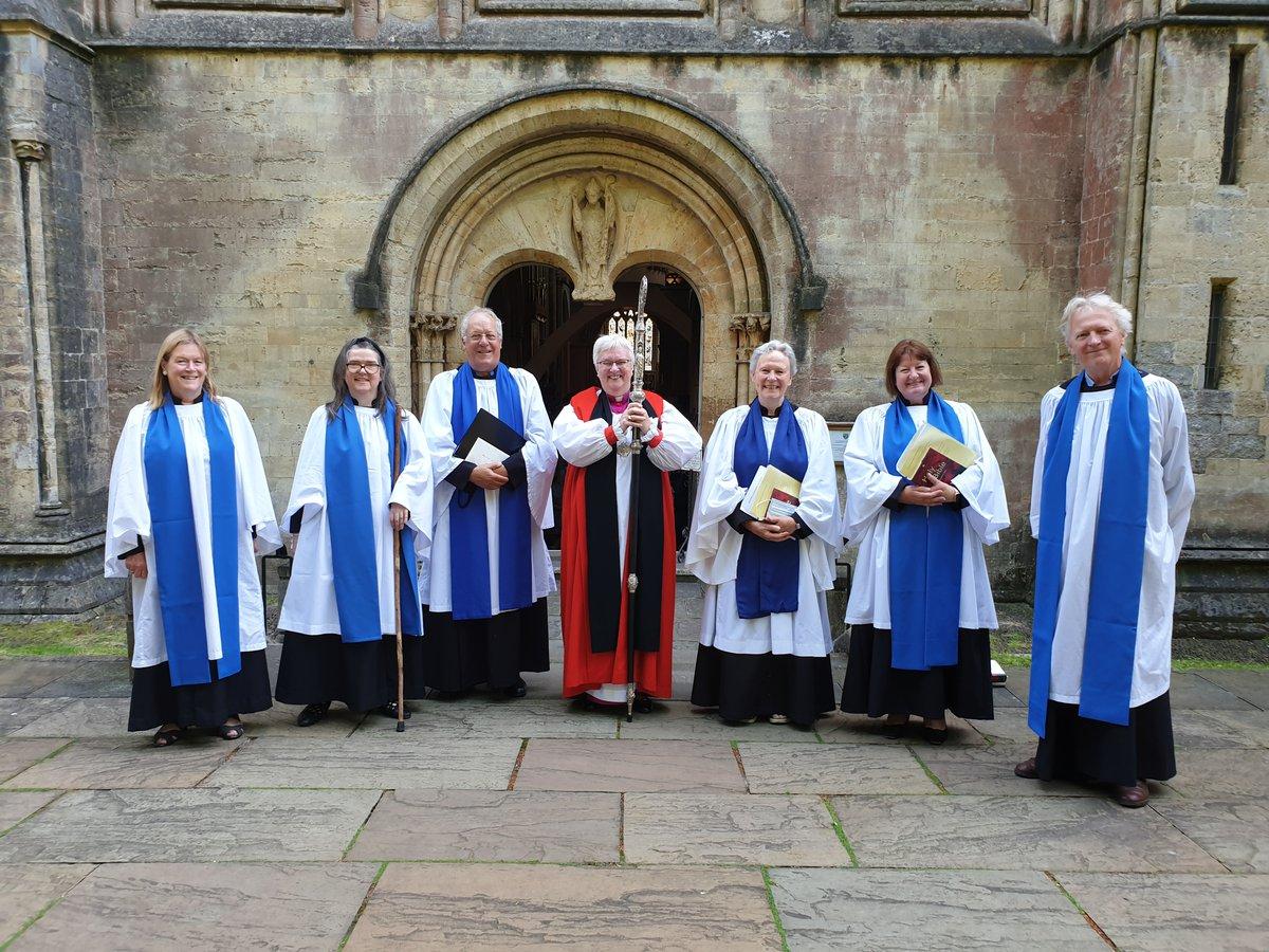 Readers Licensing at Llandaff Cathedral