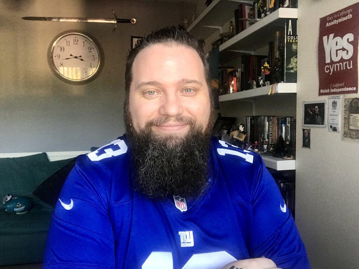 man with beard, darren lynch