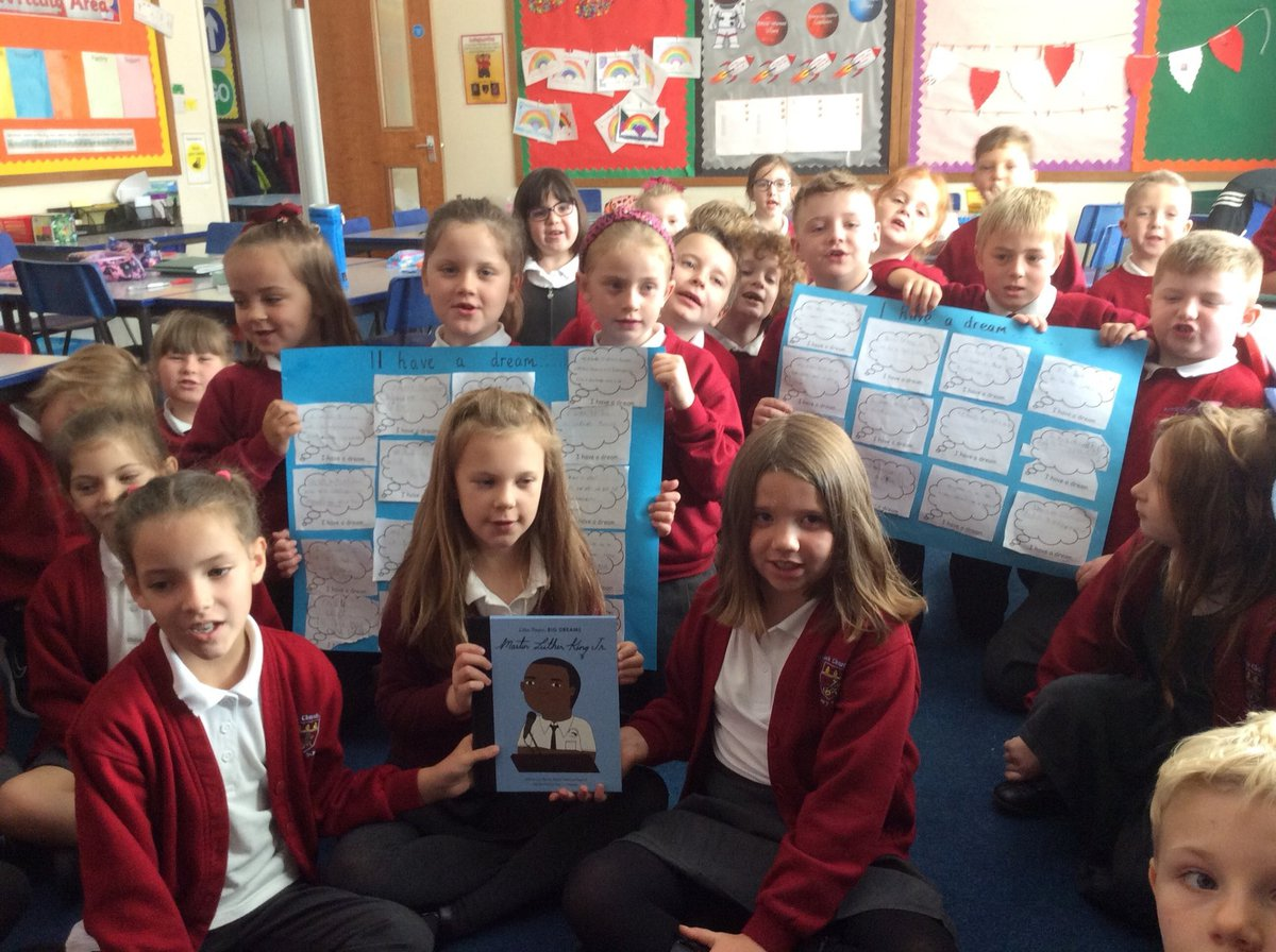 Children from Bryndoch Church in Wales Primary School with Resources