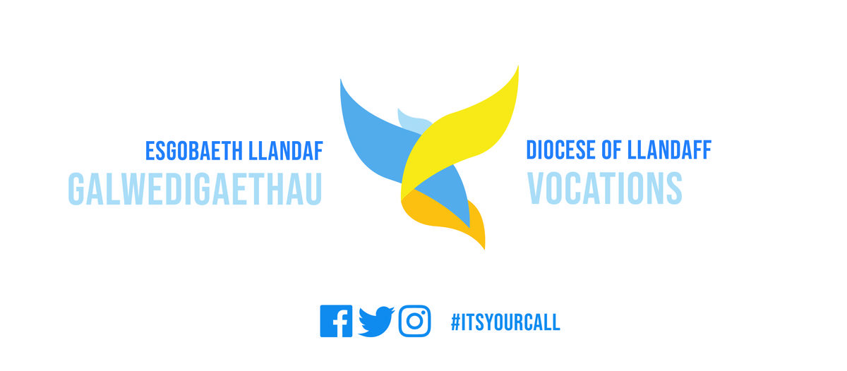 Diocese of Llandaff Vocations logo