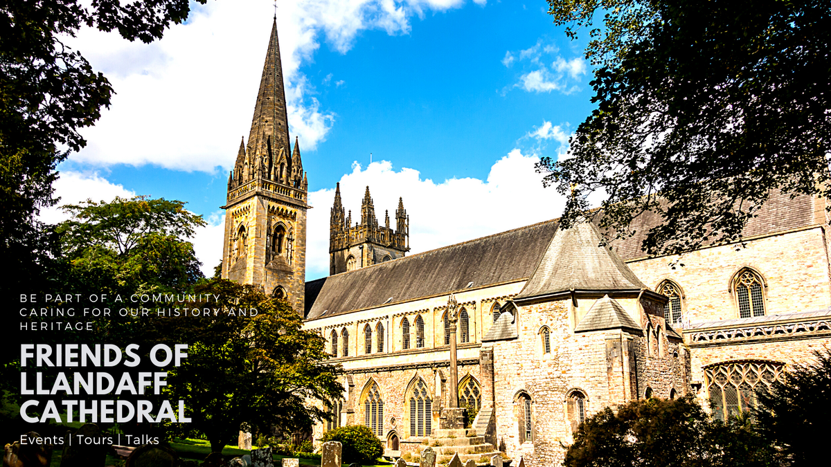 Join Friends of Llandaff Cathedral
