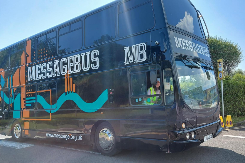Message Bus at St Teilo's