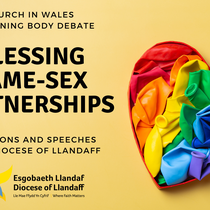Blessing same-sex partnerships approved by Church in Wales