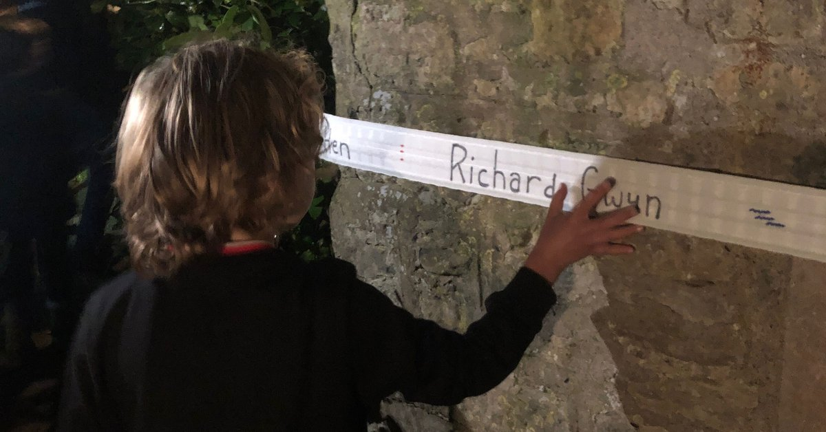 Ribbon of the Welsh Saints