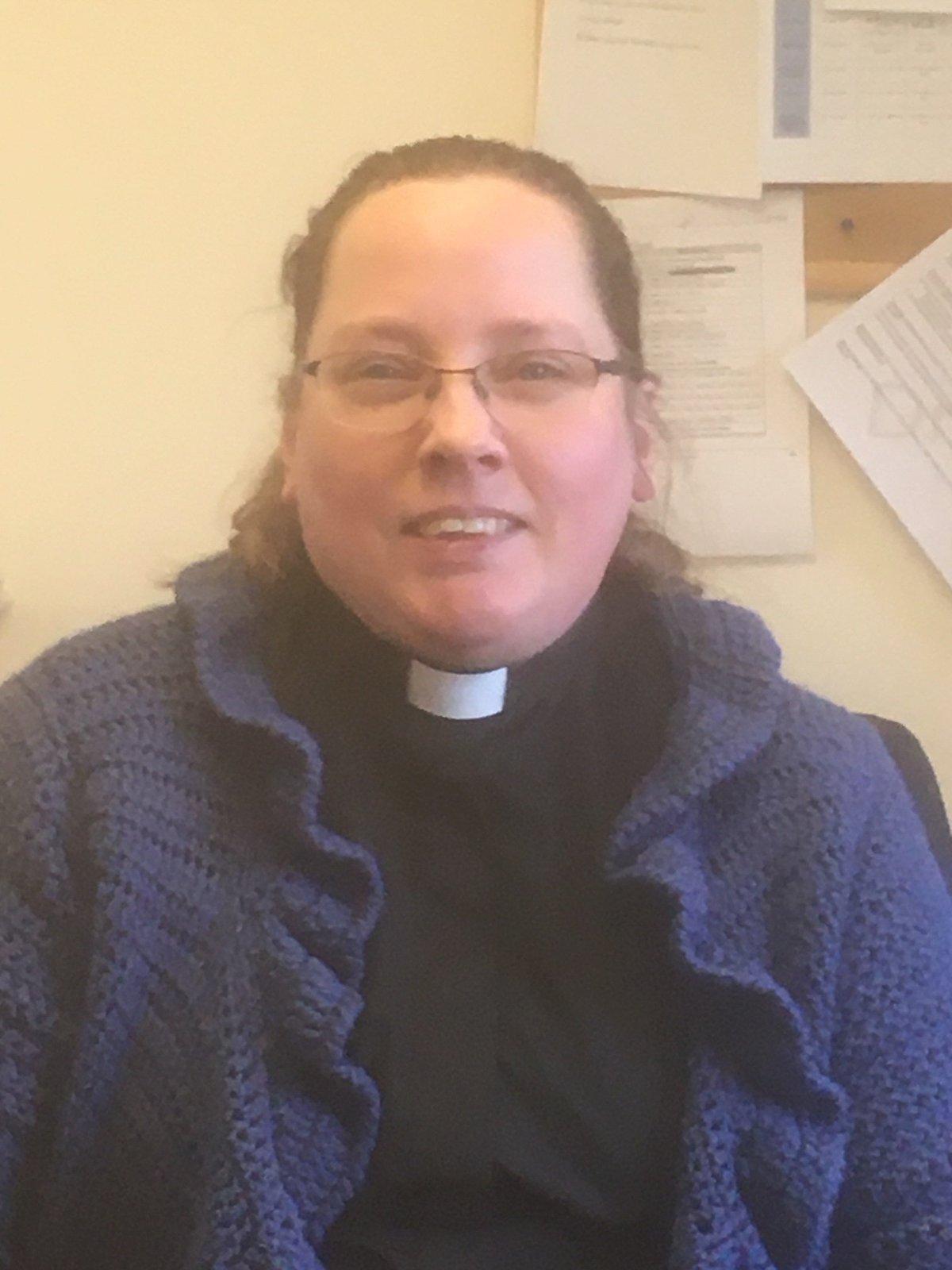 Sarah Rogers, Bishop's Chaplain