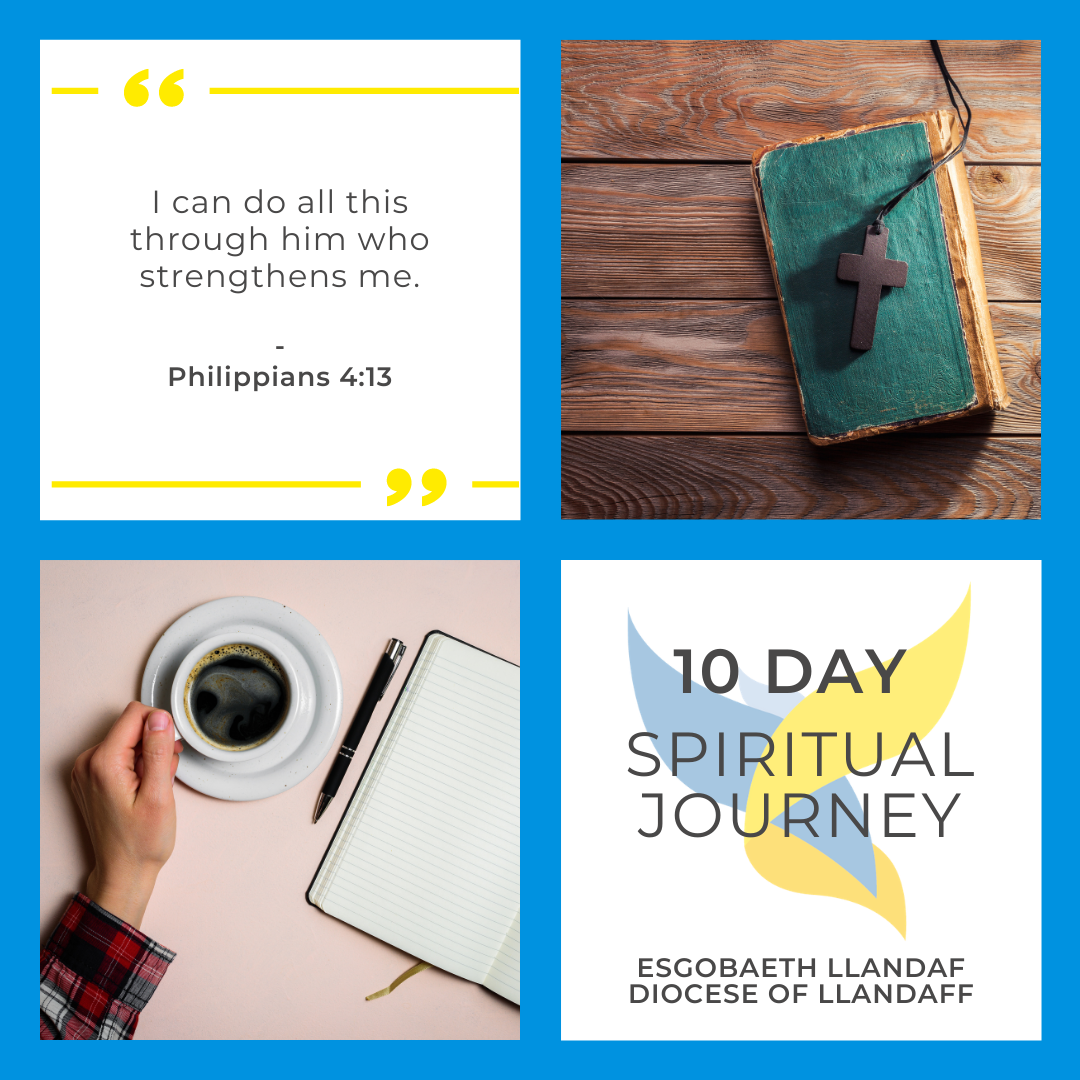 10 Day Spiritual Journey with the Diocese of Llandaff