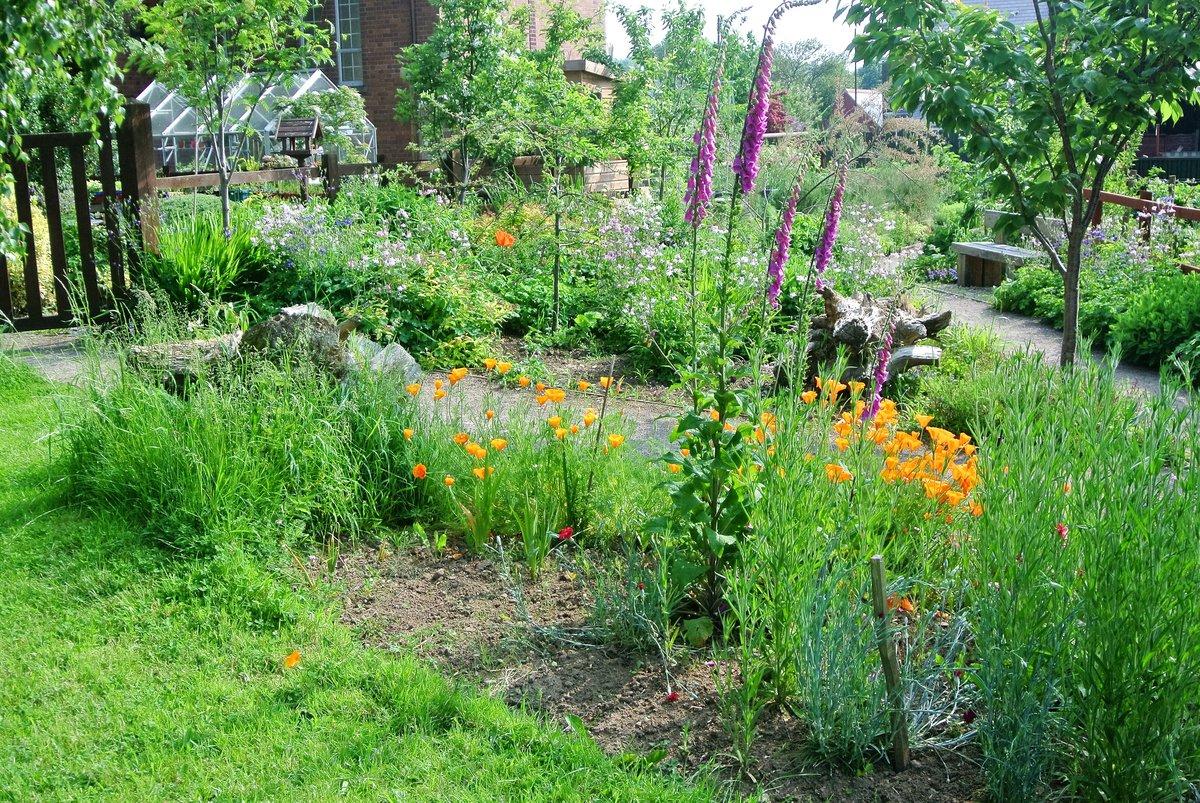 St Peter's Fairwater garden