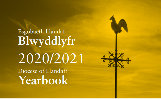 Image of the front page of the Diocesan Yearbook 2020
