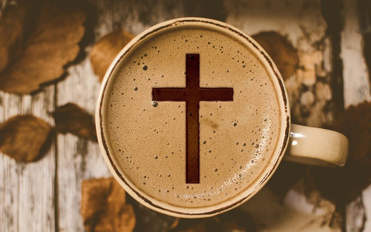 Coffee and faith