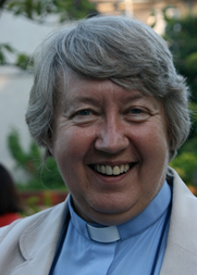Archdeacon Peggy Jackson